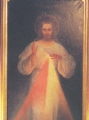 Primera imagen de Jesús Misericordioso (1934)