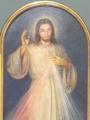 Segunda imagen de Jesús Misericordioso (1944)