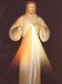 Cuadro en la Iglesia de la Divina Misericordia en CHILE