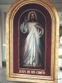 Cuadro de Jesús Misericordioso que se venera en la Provincia  de Mendoza, ARGENTINA